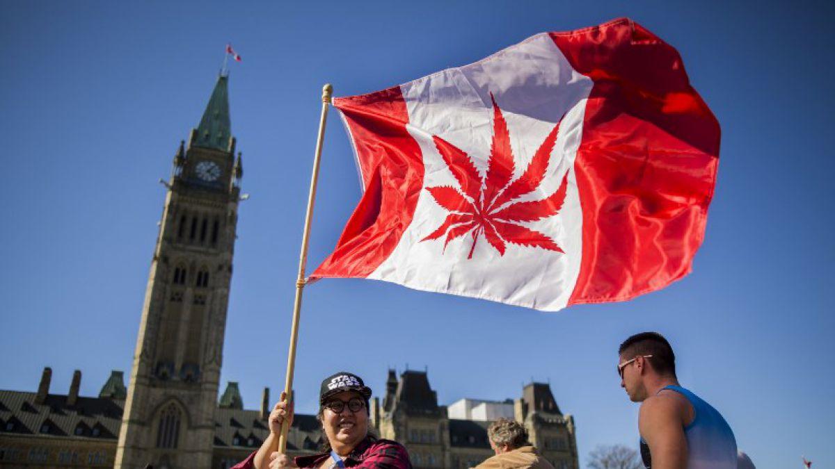 Canadá inicia una campaña educativa sobre el cannabis por valor de 100 millones de dólares