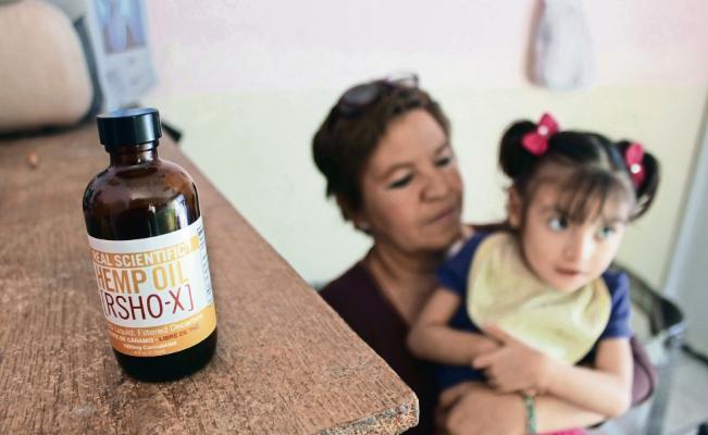 Una enferma de diabetes mejicana encuentra la cura con aceite de CBD.