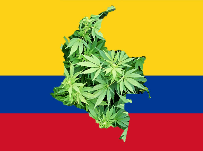 Colombia aprueba el proyecto para la legalización del cannabis