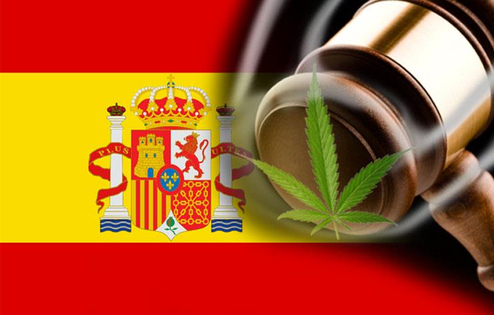 Asociaciones cannabicas en España