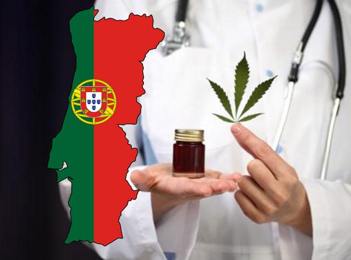 Cannabis medicinal en Portugal desde el mes de abril