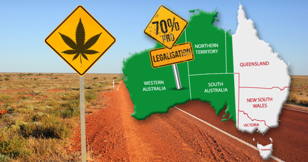 Marihuana medicinal en Australia