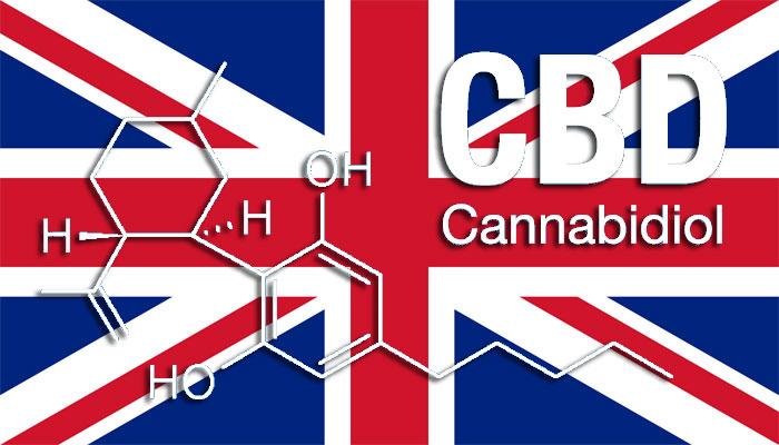 cbd es medinica en Reino Unido