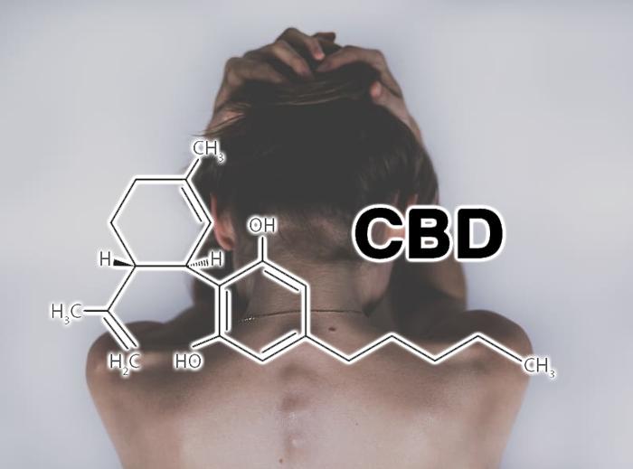 La crema para la piel con CBD ayuda a mitigar el dolor de espalda crónico