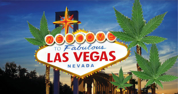 En Las Vegas ya es legal fumar cannabis recreativo