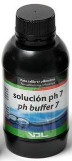 Líquido Calibrador, PH 7, 250 ml.