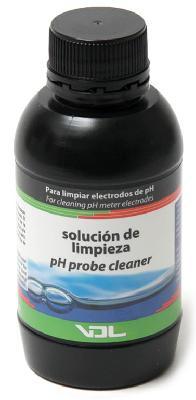 Solución de limpieza VDL, 250 ML.