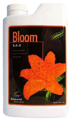 Bloom (abono En 3 Partes) Npk: 0-5-4 1 L