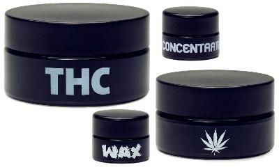 Bote thc wax Xs