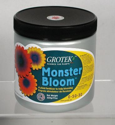 Monster Bloom 130 grs