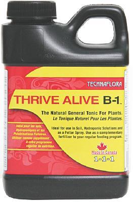 Thrive Alive B-1 Rojo 250 Ml