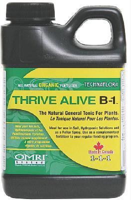 Thrive Alive B1 Verde 250 ml