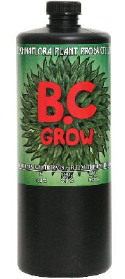 B.c. Grow 4L