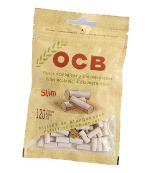 Filtros Ocb Slim Ecológicos Y Biodegradables