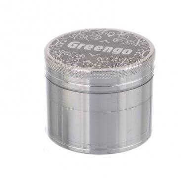 Grinder Aluminio 50mm 4 Partes