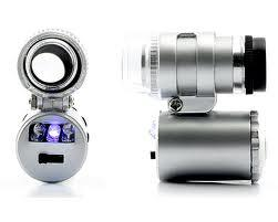 Kenex Mini Microscopio Leds