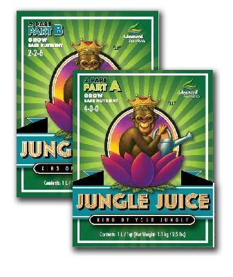 Jungle Juice Grow A + B 1 L