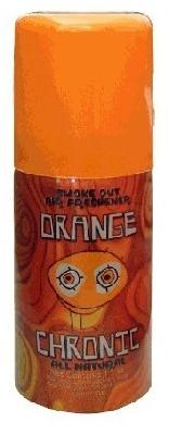 Ambientador Orange Chronic Pequeño