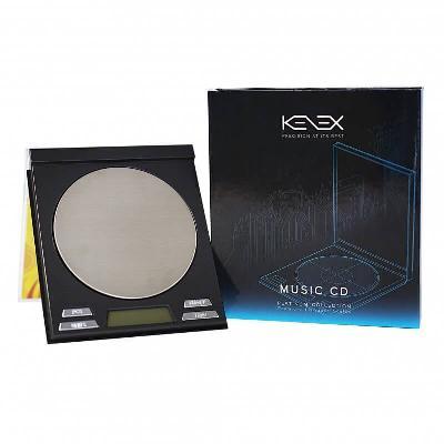 Báscula Kenex Music Tunes 500 X 0,1gr