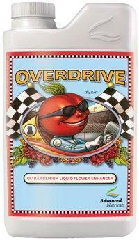 Overdrive (booster Para La 2ª Fase De Floración). 5 L