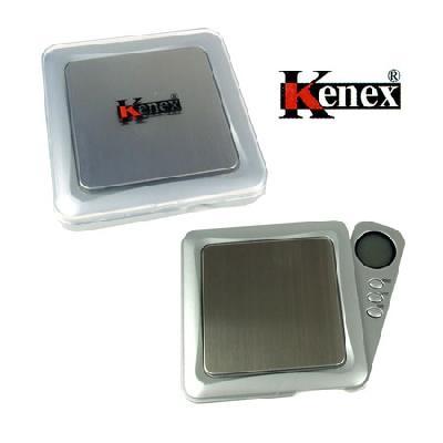 Bascula Kenex Eclipse 100gr X 0.01gr