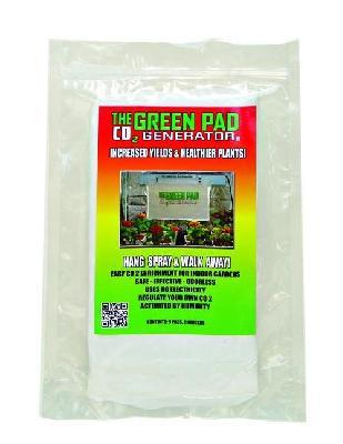 Manta Green Pad Generador Co2