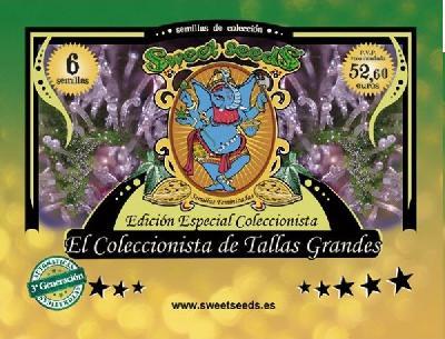 Edición Coleccionista Tallas Grandes 6 Semillas