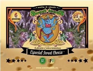 Edición Especial Sweet Cheese