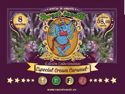 Edición Especial Cream Caramel 8 Semillas