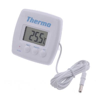 Termometro Con Sonda 268a