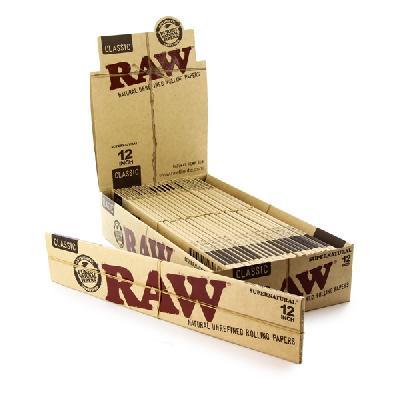 Raw Huge Extralargo