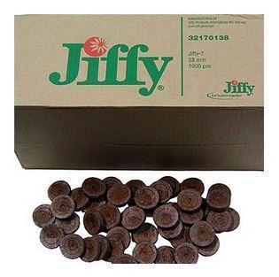 Caja Jiffys Grandes