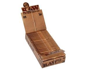 Caja Raw Classic Single Wide 1 ¼
