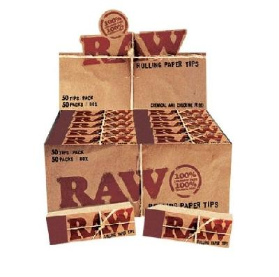 Caja Raw King Size Slim 50/32