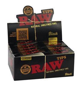 Raw Boquillas Cartón