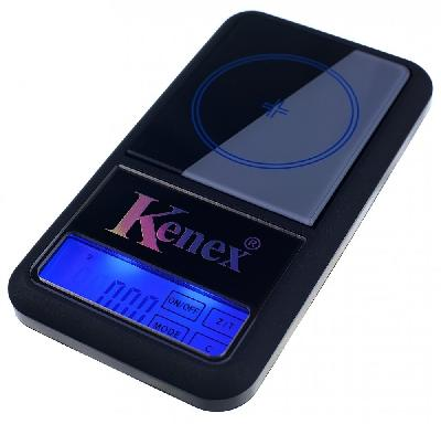 Bascula Kenex Glass 100 Cf  100x0,01