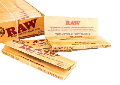 RAW Natural KingSize Slim