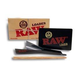 Raw Loader Cargador Conos