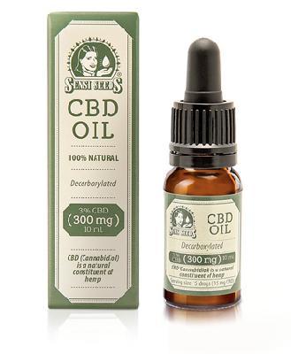 Aceite De Cáñamo Sensi Seeds Cbd Oil 3%