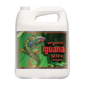 Organic Iguana Juice Bloom 5l