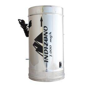 Ozonizador 7000mg/h Ø200mm