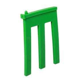 Recambio Peladora Finger Leaf C 40cm Manual Verde