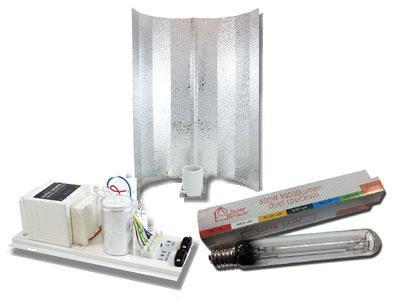 Kit Iluminacion Supergrower 600w