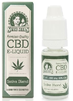 Sensi Seeds E-líquid Cigarrillo Electrónico De Cbd