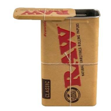 Raw Caja Metal Cigarros