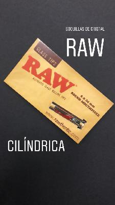 Boquilla Cristal Raw & Roor Plana Regular