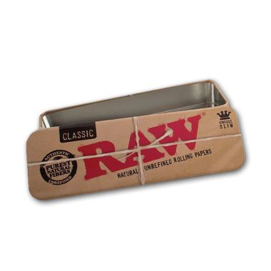 Caja Metal Raw King Size Roll Caddy