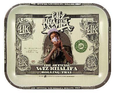 Bandeja Raw Wiz Khalifa