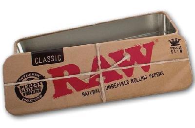 Caja Metal Roll Caddy Pequeña