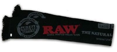 Bufanda Exclusiva Raw Negra O Beige Edicion Limitada